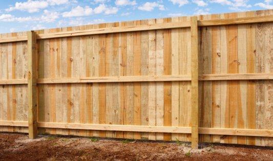 Garden Fence Security