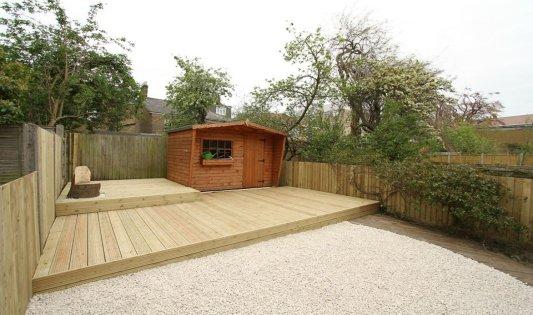 garden decking services