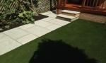 Artificial Grass East London Front Garden