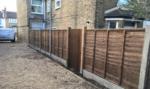 Garden Fencing East London