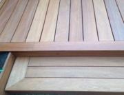 Hardwood decking and fencing Walthamstow