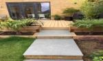 Low maintenance garden project East London